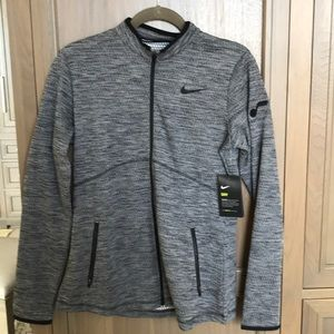 NIKE DRI FIT zip up jacket